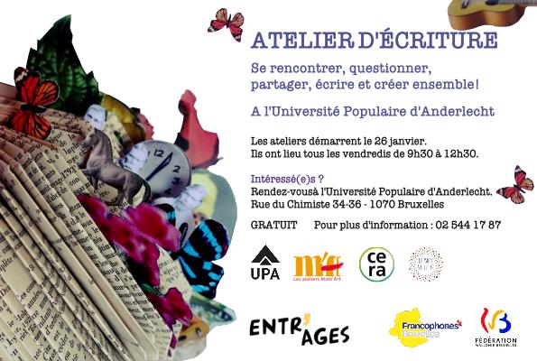 Actualité n°5 : Un atelier intergénérationnel à Anderlecht