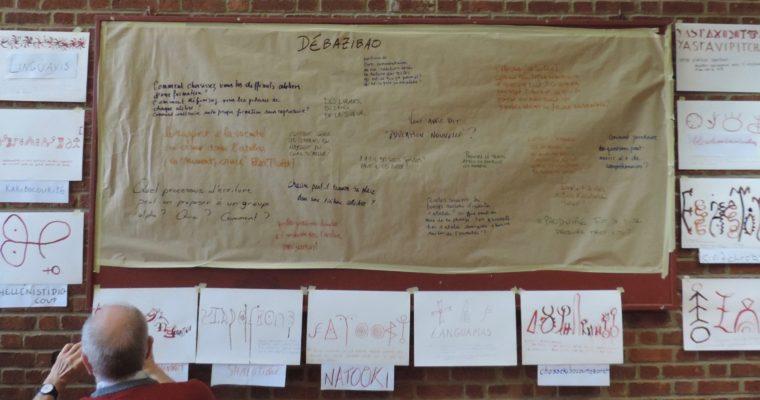 Actualité n°6 : Inscriptions Université de Printemps Lire et Ecrire, c'est maintenant :-)